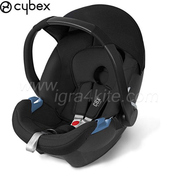 Cybex - Стол за кола Aton Basic Pure Black 2012 0-13кг