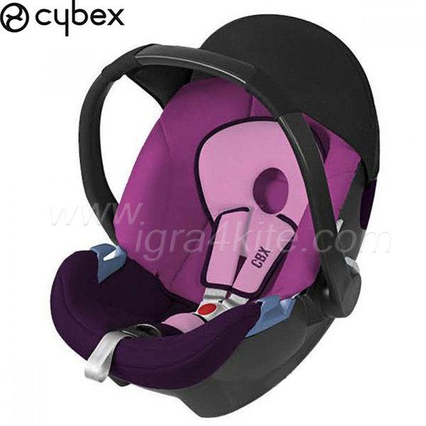 Cybex - Стол за кола Aton Basic Purple Rain-purple 2014 0-13кг