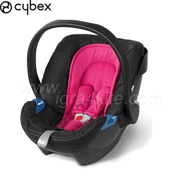 Cybex - Стол за кола Aton Electric blue-blue 2012  0-13кг.