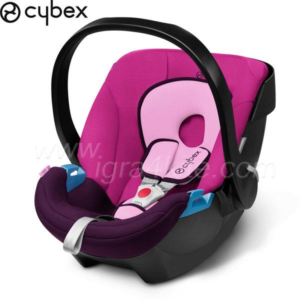 Cybex - Стол за кола Aton Purple Rain-purple 2014 0-13кг.