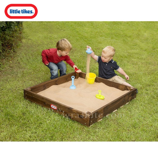 Little Tikes - Дървен пясъчник 172885