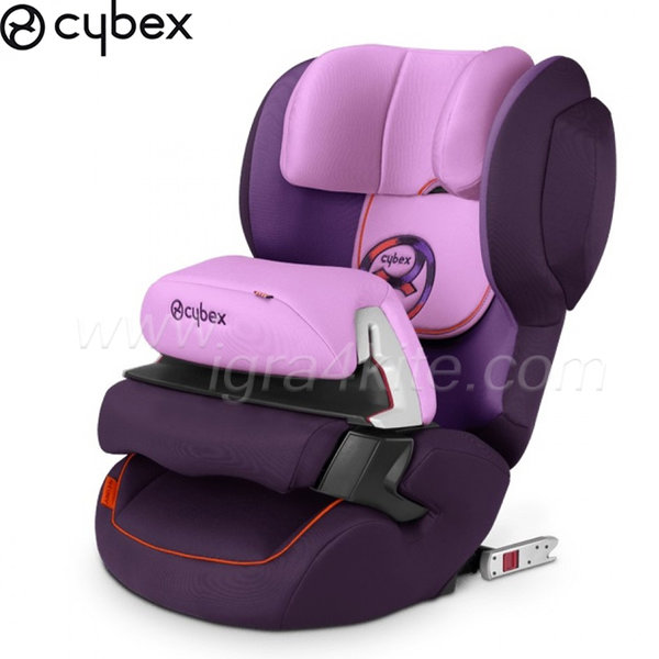 Cybex - Стол за кола Juno 2 Fix Grape juice 2015 9-18кг