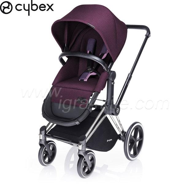 Cybex - Бебешка количка Cybex PRIAM 2 в 1 Grape Juice