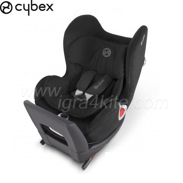 Cybex - Подложка за новородено за Sirona Classic Black