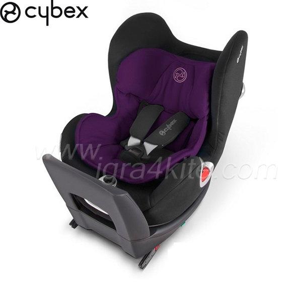 Cybex - Подложка за новородено за Sirona Violet Spring