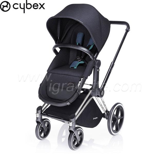 Cybex - Бебешка количка Cybex PRIAM 2 в 1 True Blue
