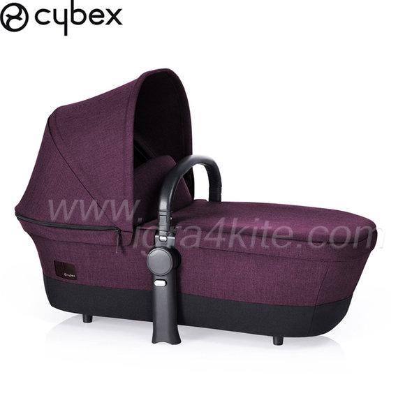 Cybex - Кош за новородено Priam Grape Juice