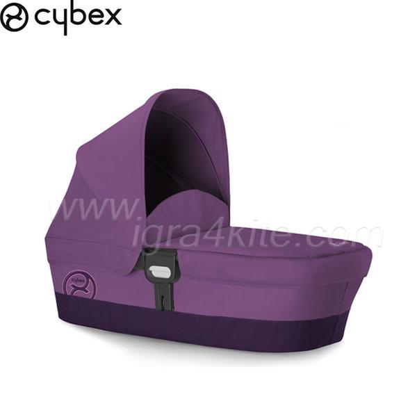 Cybex - Кош за новородено Cybex M Grape Juice