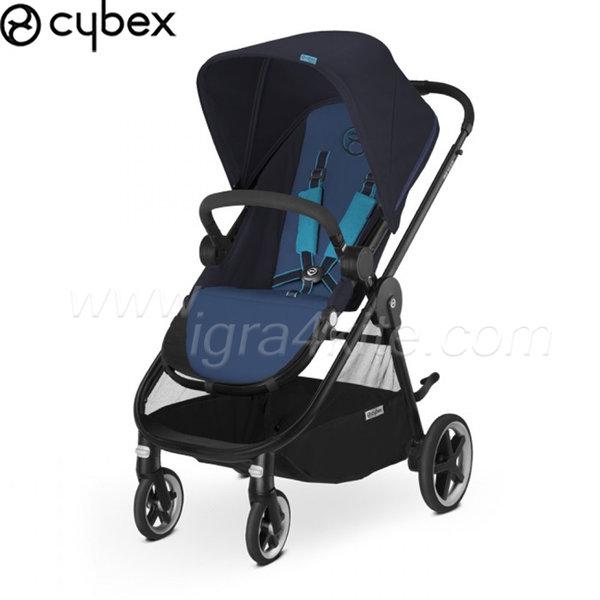 Cybex - Количка IRIS M-Air True Blue