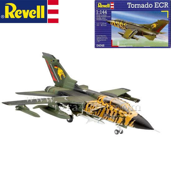 Revell - Военен самолет Торнадо Ecr