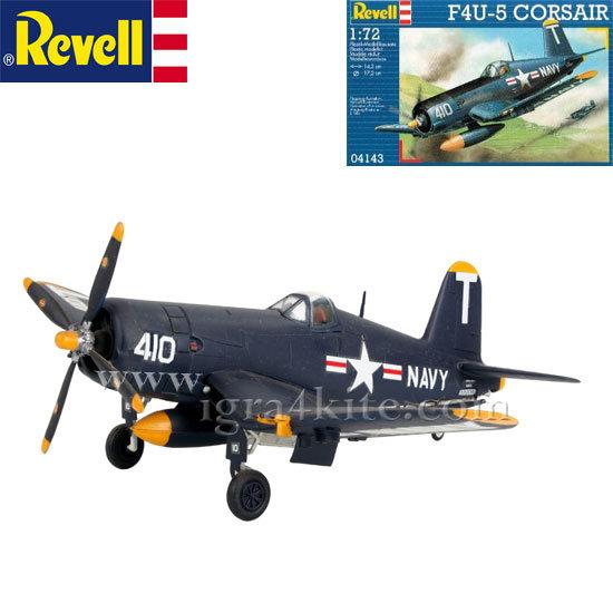 Revell - Военен самолет F4U-5 Корсаир