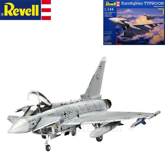 Revell - Военен самолет Тайфун изтребител