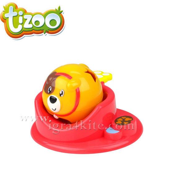 Tizoo - Животинче с кошница изстрелвачка