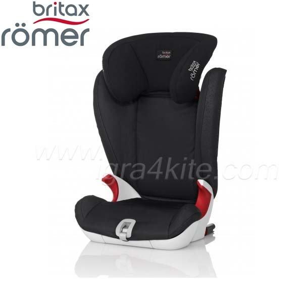 Britax Romer - Столче за кола Adventure Black Thunder (15-36kg)