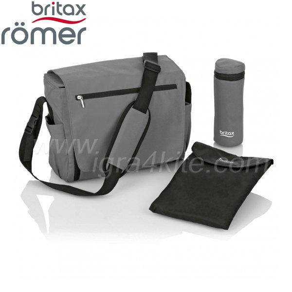 Britax Romer - Чанта за колички Charcoal grey