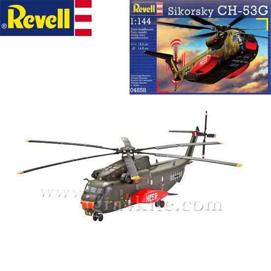 Revell - Хеликоптер Сикорски CH-53G