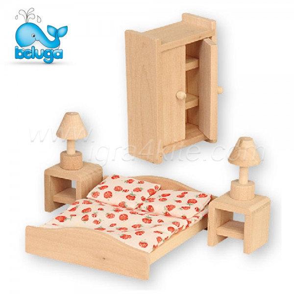Beluga - Mебели за къща за кукли Спалня 70116