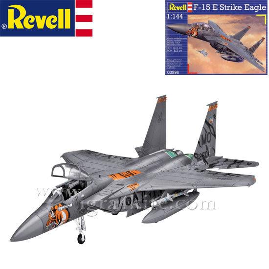 Revell - Военен самолет Страйк Игъл F-15E