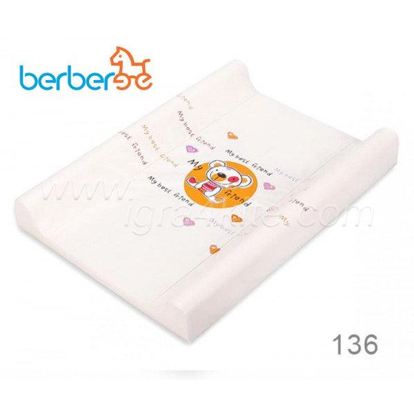 Berber - Подложка за преповиване Dino Мече 70см 136