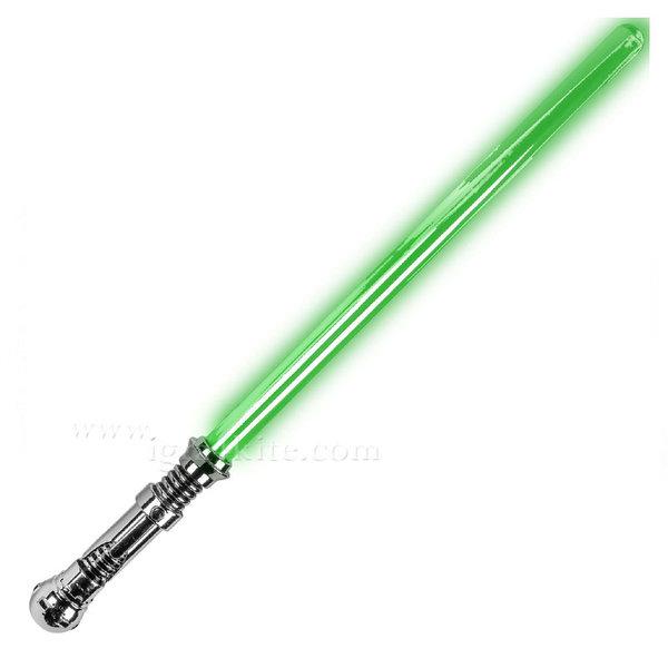 Glowing Sword - Светещ меч зелен 68см 66627