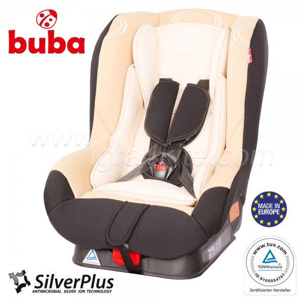 Buba - Bambino столче за кола 9-18 кг. бежово