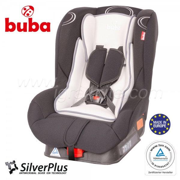 Buba - Bambino столче за кола 9-18 кг. черно