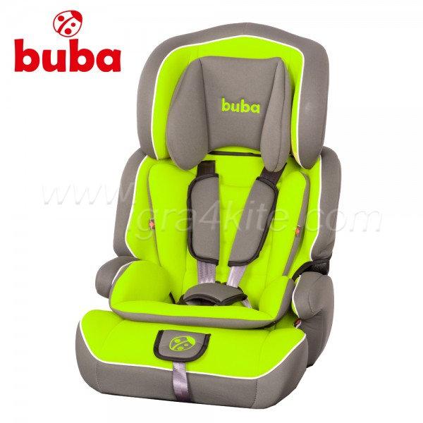 Buba - Perfetto столче за кола 9 - 36 кг. зелено