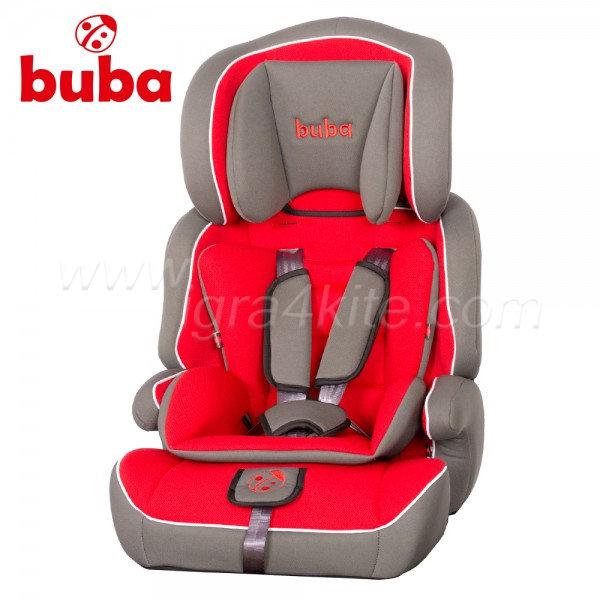 Buba - Perfetto столче за кола 9 - 36 кг. червено