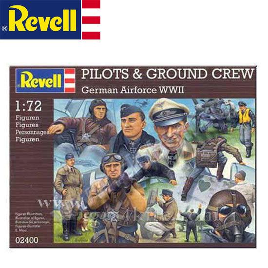 Revell - Немски войници 02400