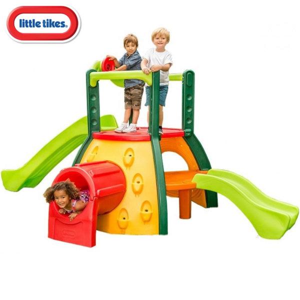 Little Tikes - Комплекс катерушка с пързалки 445Z