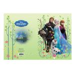 Disney Frozen - Тетрадка А5 комплект 5 броя Замръзналото кралство