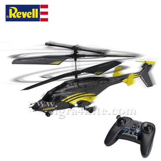 Revell - Хеликоптер Въздушен скутер с радио контрол