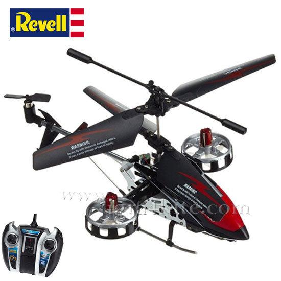 Revell - Микро хеликоптер X-RAZOR PRO с радиоконтрол