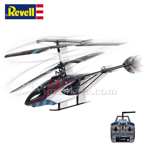 Revell - Хеликоптер Гърмяща змия с радиоконтрол