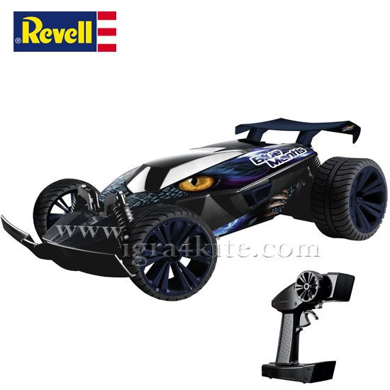 Revell - Бъги Революшън Синя Богомолка с радиоконтрол