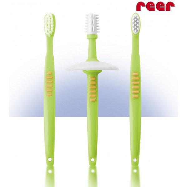 Reer - Kомплект четки за зъби