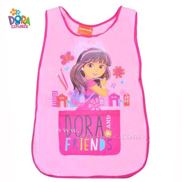 Dora - Детска престилка за рисуване Дора Изследователката