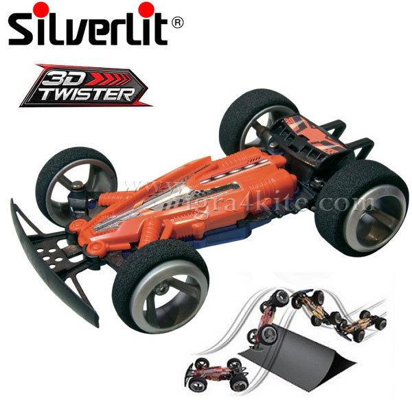 Silverlit - Кола 3D Twister с радиоуправление
