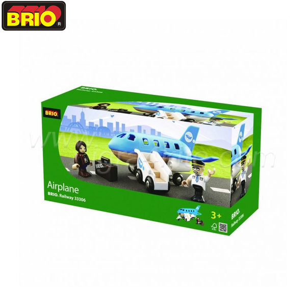 Brio - Детска играчка самолет 33306