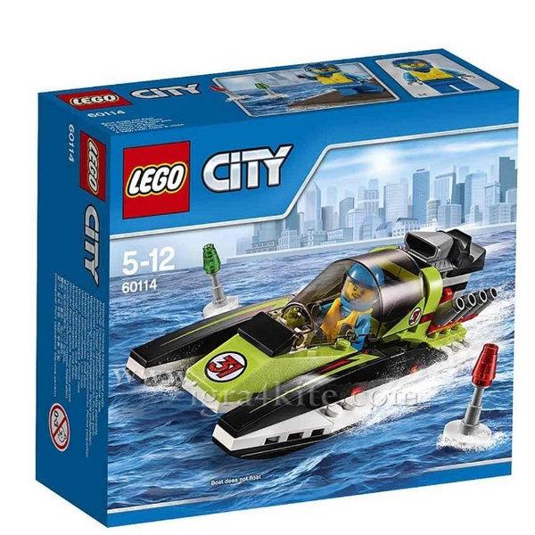 Lego 60114 City - Състезателна лодка