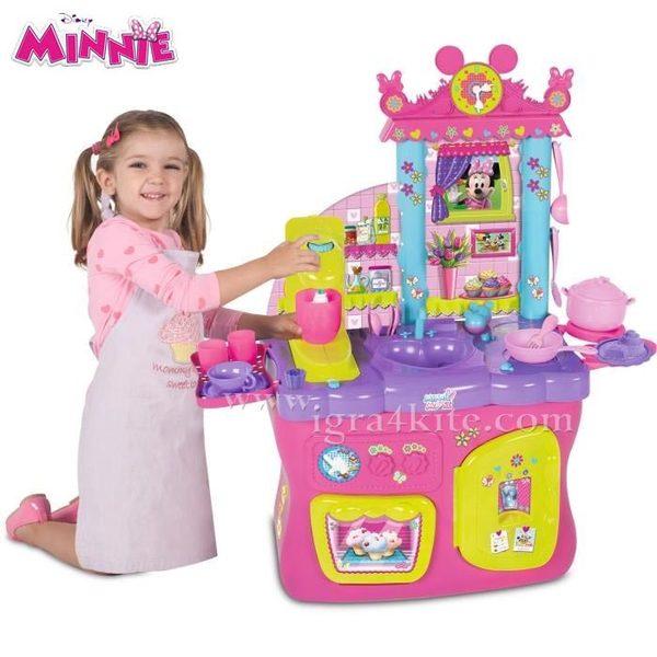 IMC Toys - Disney Minnie Mouse - Кухнята на Мини Маус 181694