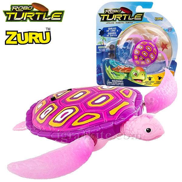 Zuru RoboTurtles - Робо Костенурка в розово 25157