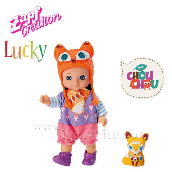 Chou Chou - Шу-Шу Мини Кукла Лъки с лисиче 920275