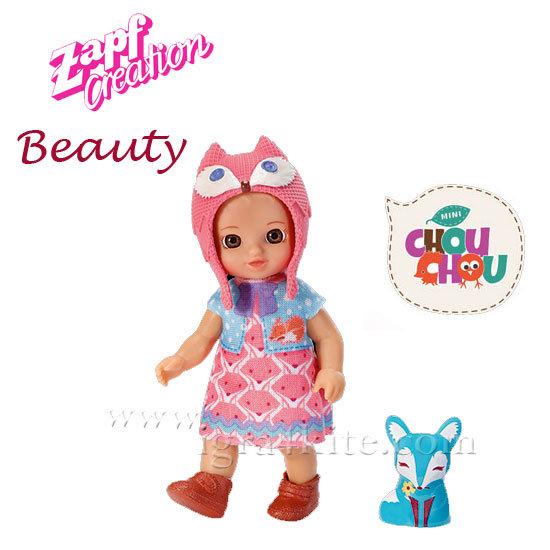Chou Chou - Шу-Шу Мини Кукла Бюти с лисиче 920275
