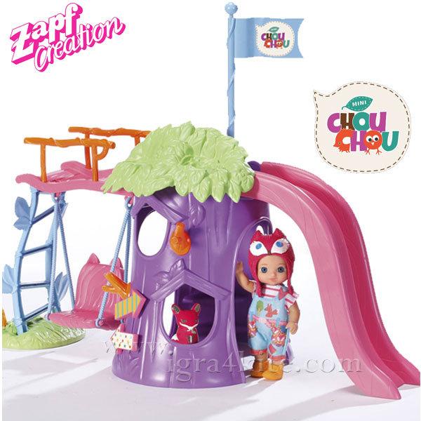 Chou Chou - Шу-Шу Игрална площадка с кукла 920312