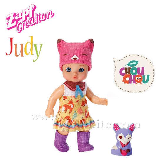 Chou Chou - Шу-Шу Мини Кукла Джуди с лисиче 920275