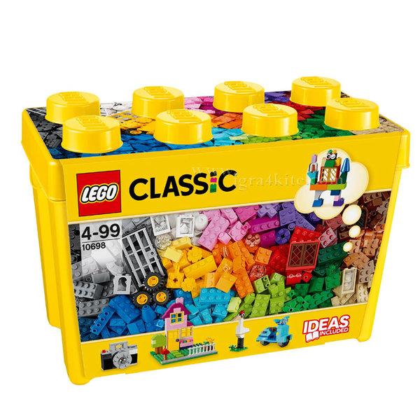 Lego 10698 Classic - Голяма креативна кутия с части