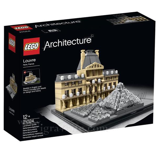 Lego 21024 Архитектура - Лувъра