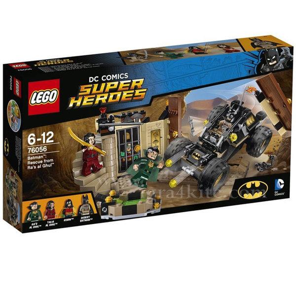 Lego 76056 Super Heroes - Batman Спасяване от Рас ал Гул