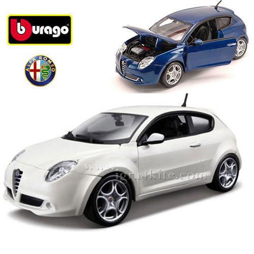 Bburago - Кола 1:24 Alfa Mito